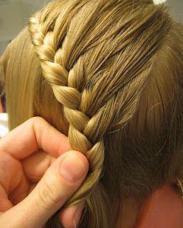 Tranças originais.  braids