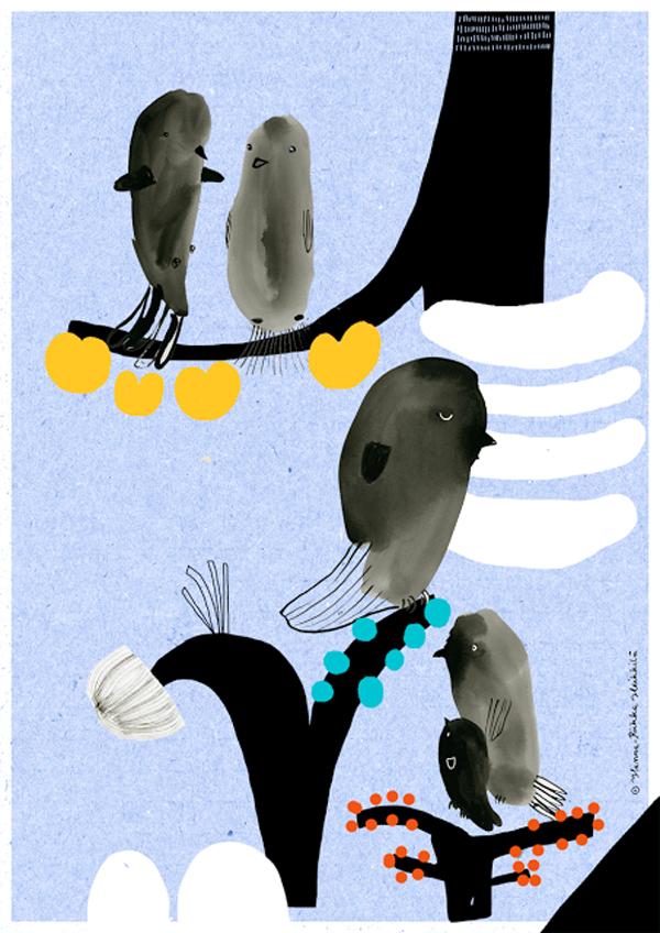 mustat-isot-linnut-sininen
