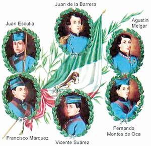Viva Ford El Paso >> los ninos heroes | Rinden sencillo homenaje a los Niños Héroes - The Niños… | septiembre ...