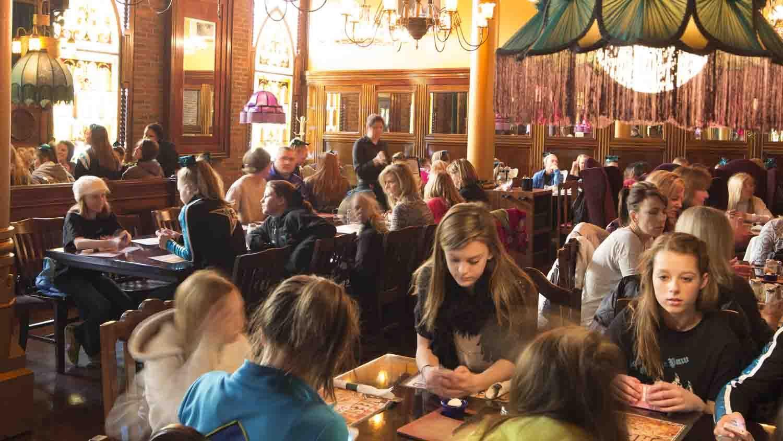 Kid Friendly Restaurants In