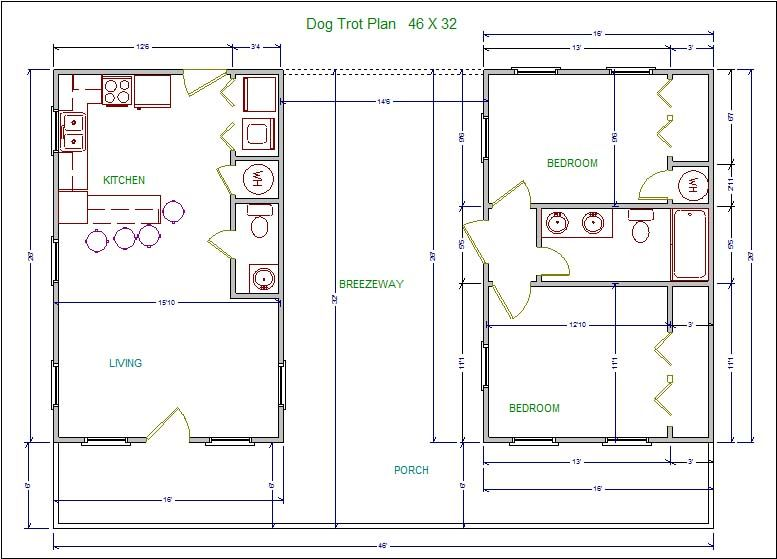 17 Best images about Dog trot house plans Cabin ideas on