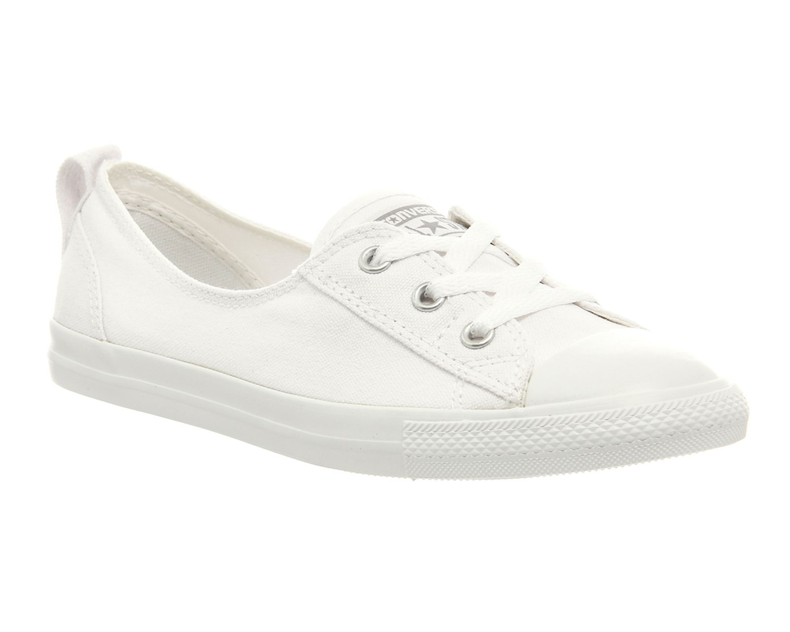 Converse Ctas Ballet Lace White Mono Exclusive - Hers trainers