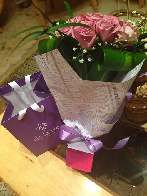 الهدية الجميلة من أهم وسائل كسب القلوب Gifts Gift Wrapping Tableware