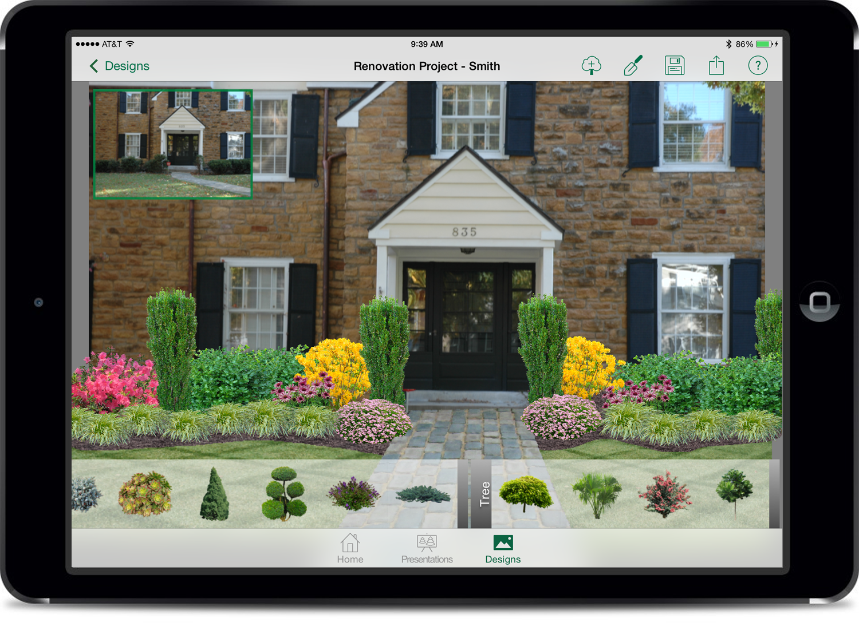 PRO Landscape Unveils Landscape Design, Bidding App for ...