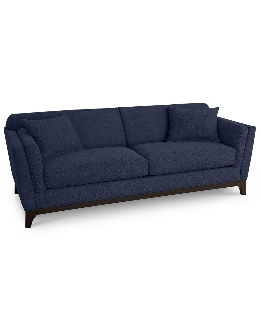 Furniture Cistella 86 In 2020 Blue Fabric Sofa Fabric Sofa Furniture