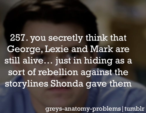 Grey\'s Anatomy Problems | Nobody Knows Where They Might End Up ...