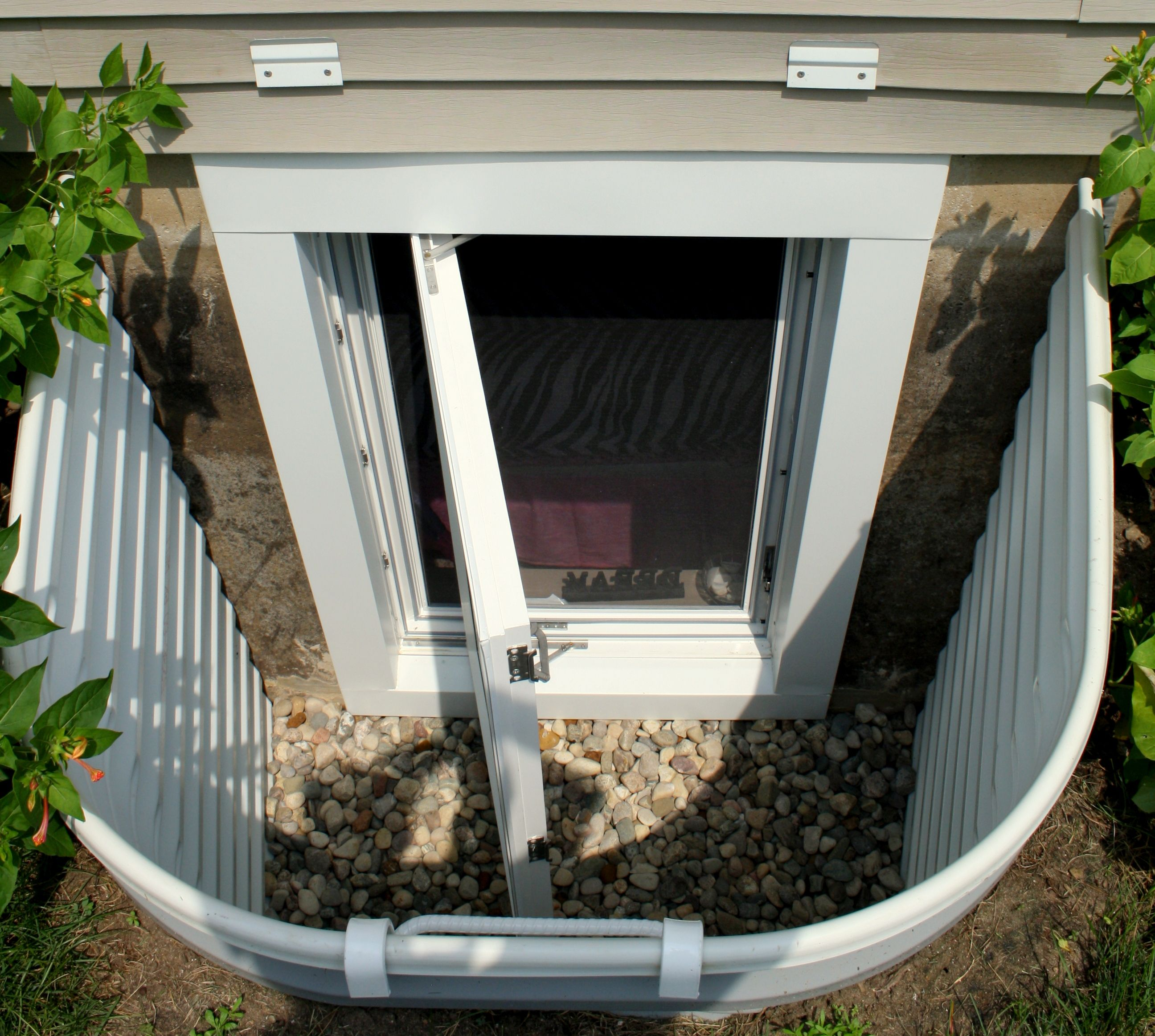 How Much Does An Egress Window Cost Installation Egress Window Well Egress Window Window Well