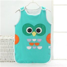 Vivid Owl Cotton Vest Baby Sleeping bag  #Kids #Toddler #gear #Designers #Boy #Girl #Games  #Toys  #Diapering #Accessories #AtHome #Bath #Bedding #Strollers #Brands #Decor #Play#Beds