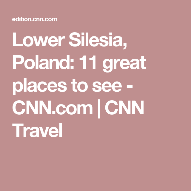11 Great Places To Visit In Lower Silesia, Poland