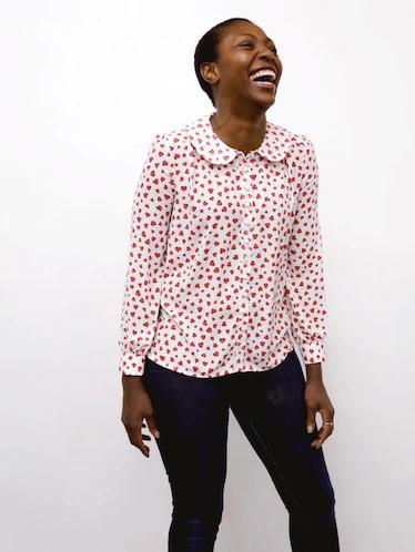 By Hand London Sarah Shirt - PDF sewing pattern