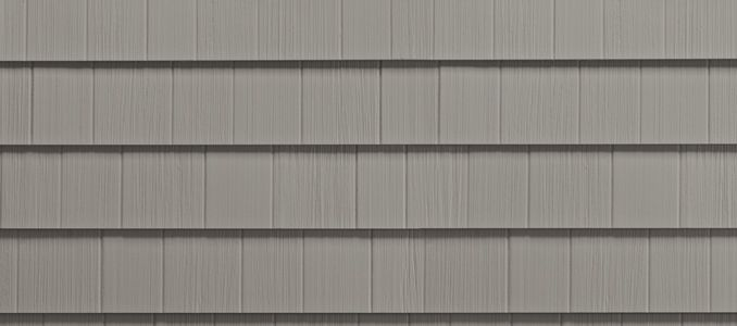 """7 Popular Siding Materials To Consider: Perfection Shingles (7"""" Exposure)"""