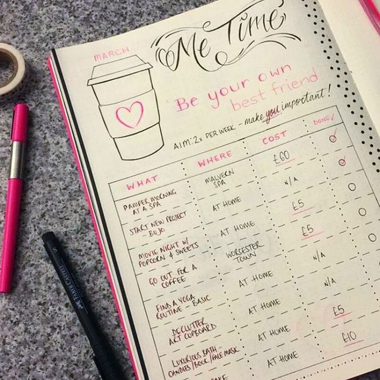 1,122 Likes, 7 Comments - BJC Bujo collection