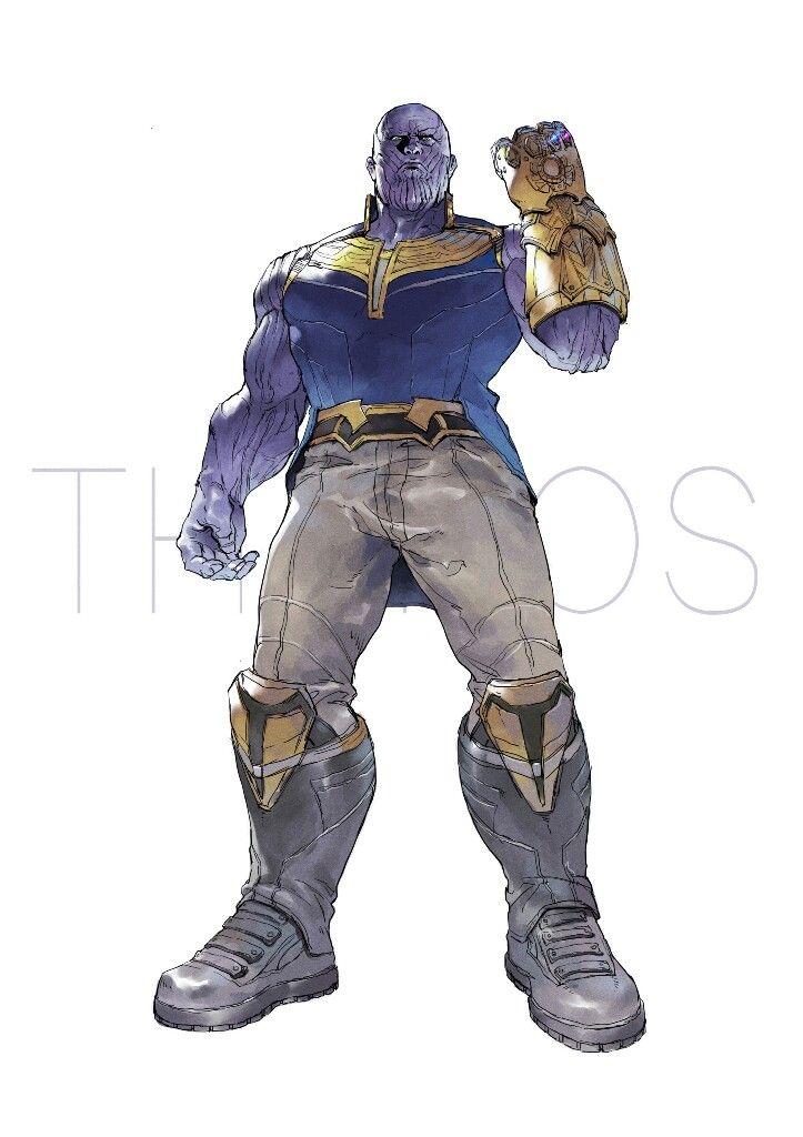 Thanos Avengers Infinity War Cr Devon Heroes Marvel Superheroes Marvel Vengadores Marvel
