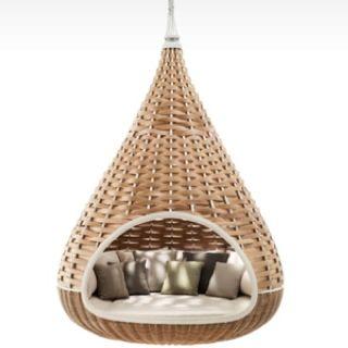 Hanging Basket Seat Wicker Furniture Hanging Chair Furniture