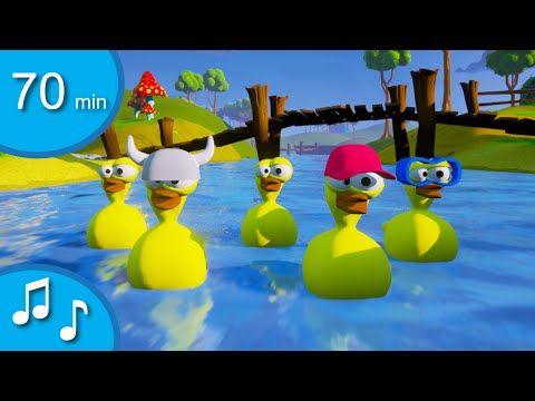 Barnsånger på svenska