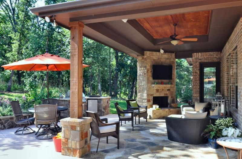 20 gorgeous backyard patio designs and ideas page 2 of 4 on modern deck patio ideas for backyard design and decoration ideas id=35440
