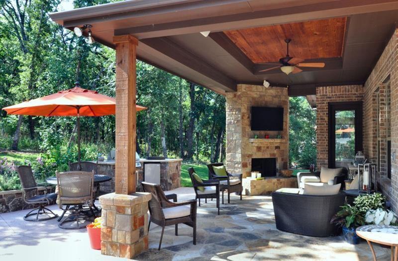 backyard patio designs and ideas