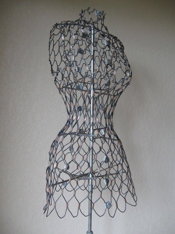 37++ Wire dress form ideas in 2021