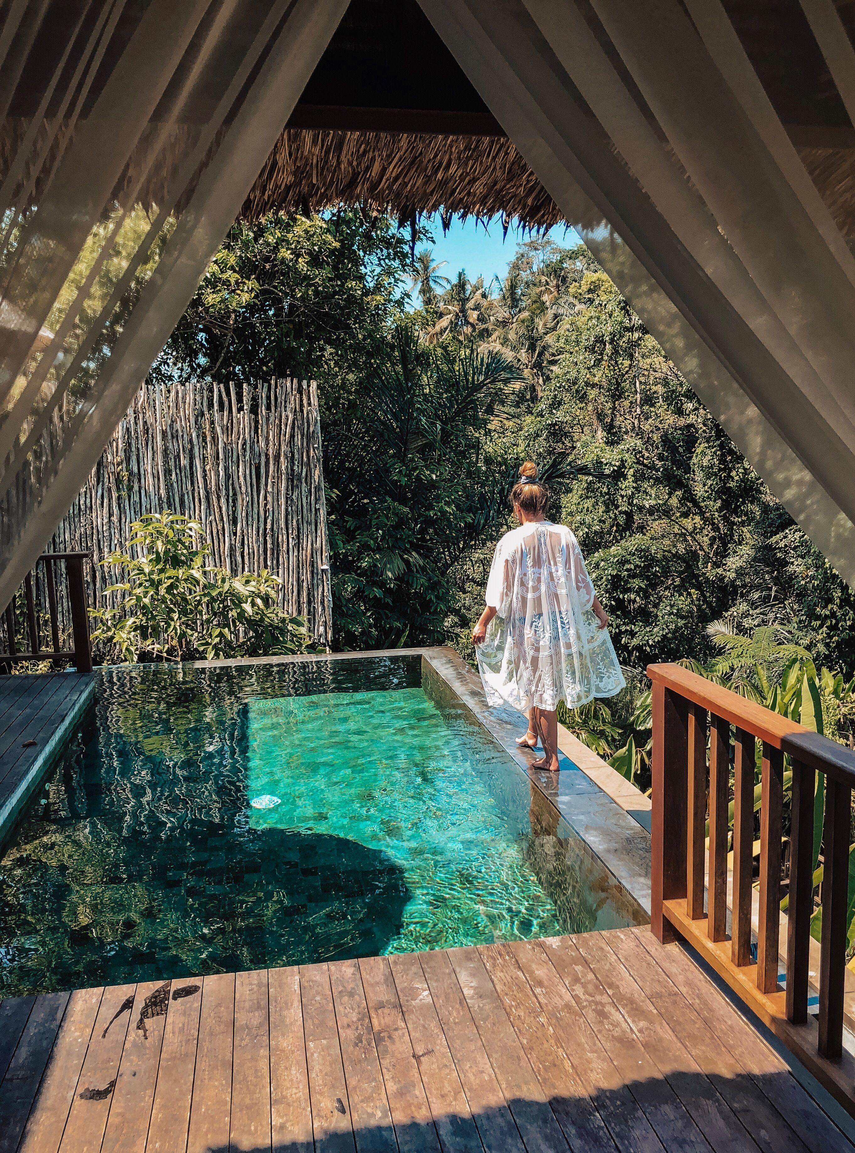 Bali Infinity Pool Dekorasi Rumah Dekorasi Rumah