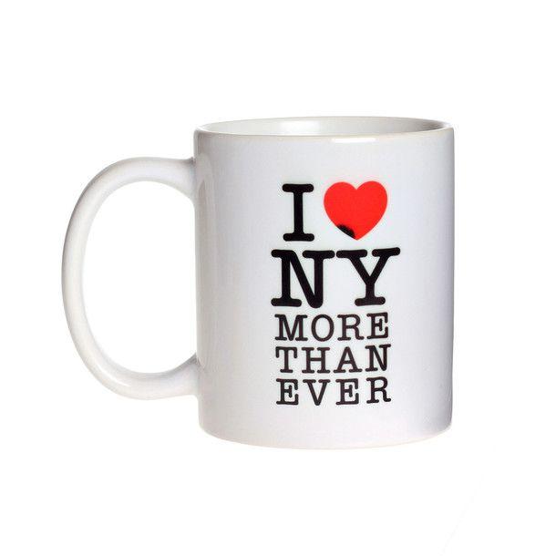 I Love NY More Than Ever Mug