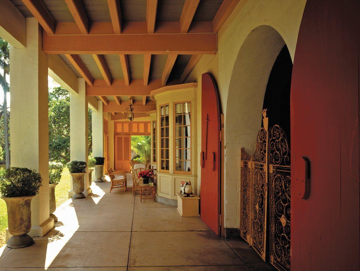 Bonnet House, Fort Lauderdale | Bonnet House Estate | Pinterest