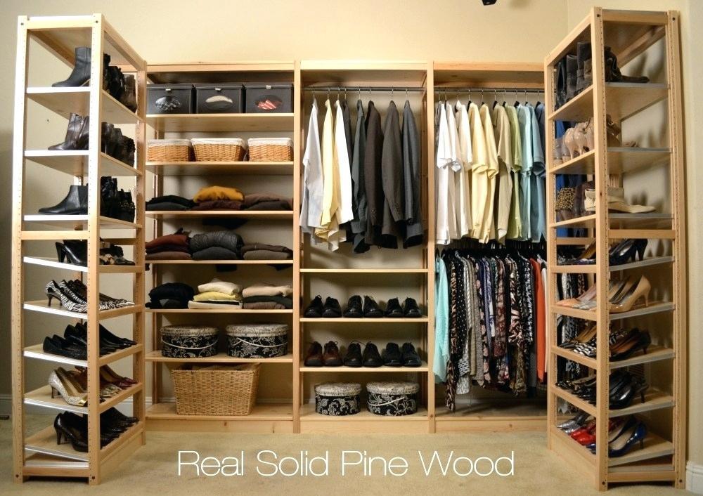Wooden Closet Organizer Systems Wood Closet Systems Closet Shelf Organization Closet Organizer Plans