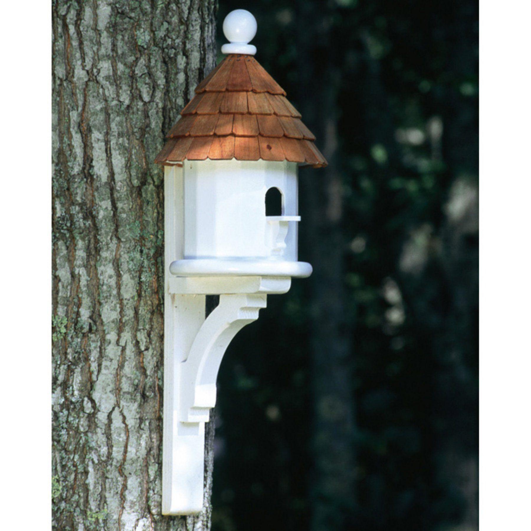 Lazy Hill Farms Small Shingled Bird House Bird Houses Bird House Unique Bird Houses