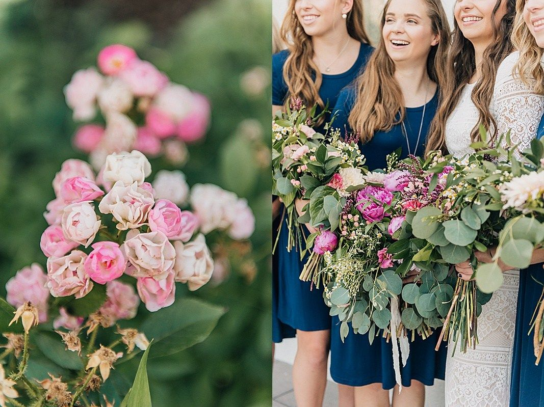 Hamilton Montana Photographer   Kali and Hunter Wedding - #bridesmaidbouquets