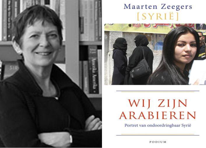 Onze Keuze Paulien Wij Zijn Arabieren Maarten Zeegers Boekhandels Boeken Arabieren