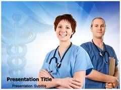 dental prosthesis powerpoint template medical powerpoint templates