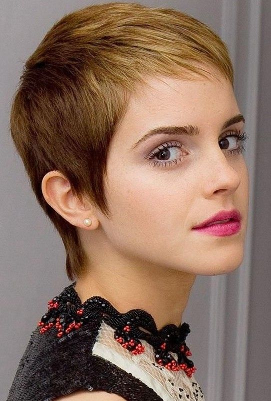 Really Short Hairstyles Reallyshorthaircutsfor2014Celebrityhairstyle 542×801