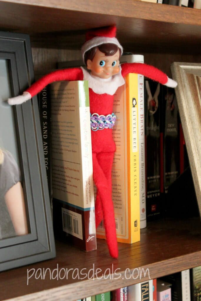 50 Insanely Easy Elf on the Shelf Ideas + The Ultimate Elf on the Shelf Hack That Will Save Y... #easyelfontheshelfideaslastminute