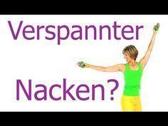11 min. Schulter- und Nackentraining mit Gabi Fastner