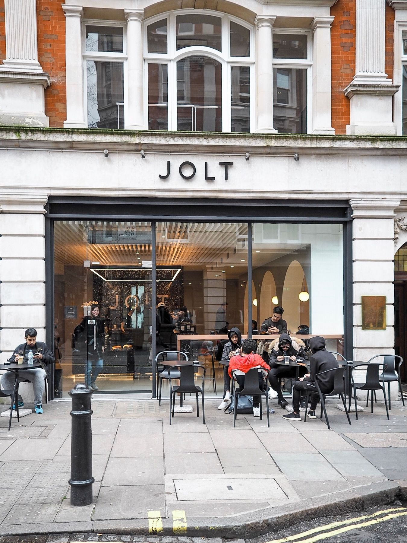 Jolt Coffee Oxford Circus Drinkswithhebe Coffee London