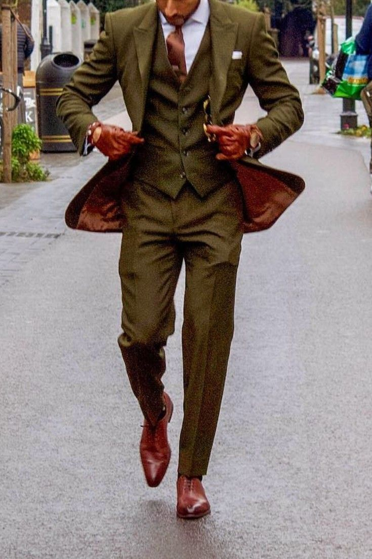 This A Men With Style Be A Gentleman With Confidence And Nice Taste Menfashion Menwithstyle Menwithclass Dapper Menswear Manner Outfit Herren Mode Anzug
