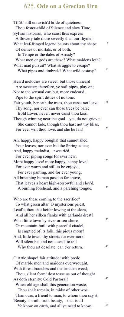 John Keats  Ap Lit     John Keats Lord Byron