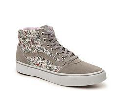 Vans Milton High-Top Floral Sneaker