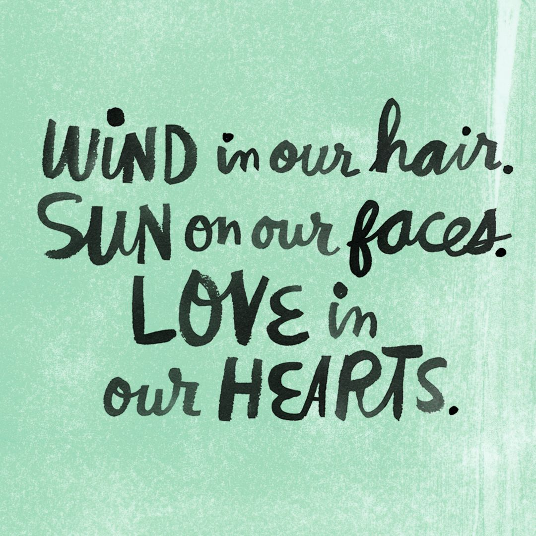 A Great Quote Featuring All Of Our Favorite Parts Of Summer Words