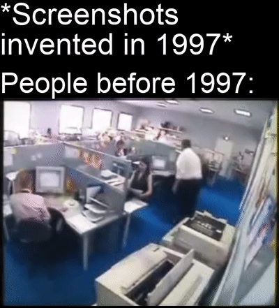 Truly hard times before 1997.