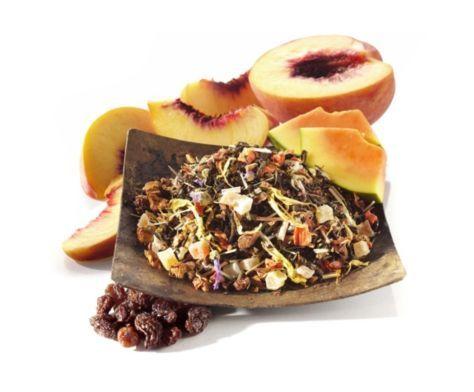 fruta bomba from teavana. a daily fave.