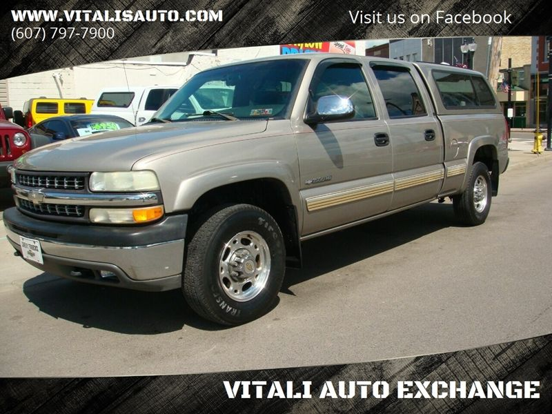 This 2002 Chevrolet Silverado 1500HD LS is listed on