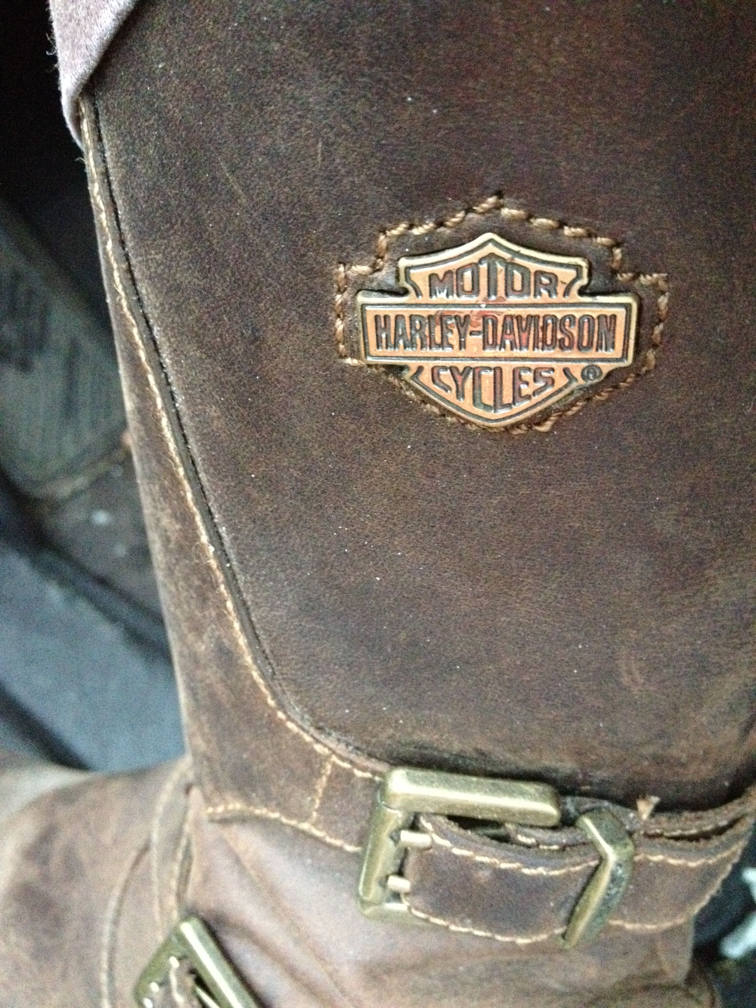 My favorite boots @harleydavidson