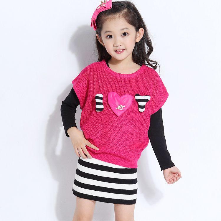 Cheap Infancia envío gratis ropa 2014 otoño suéter infantil del niño ...