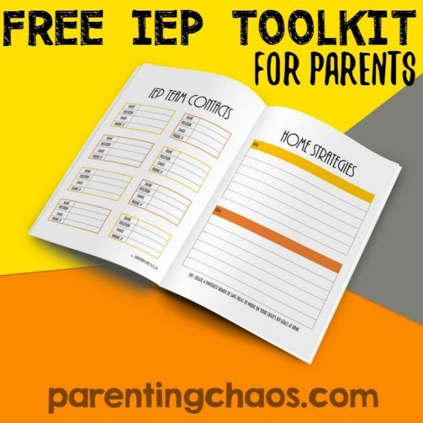 Parenting, Iep Binder, Iep Meetings