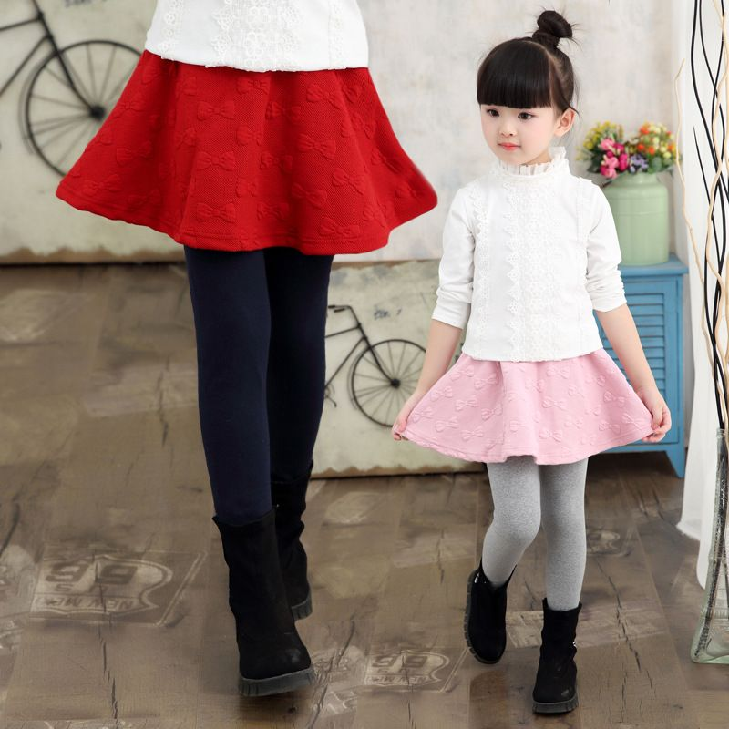 87486ef3d3dc Click to Buy    2016 Christmas clothing baby girls tights wapiti ...