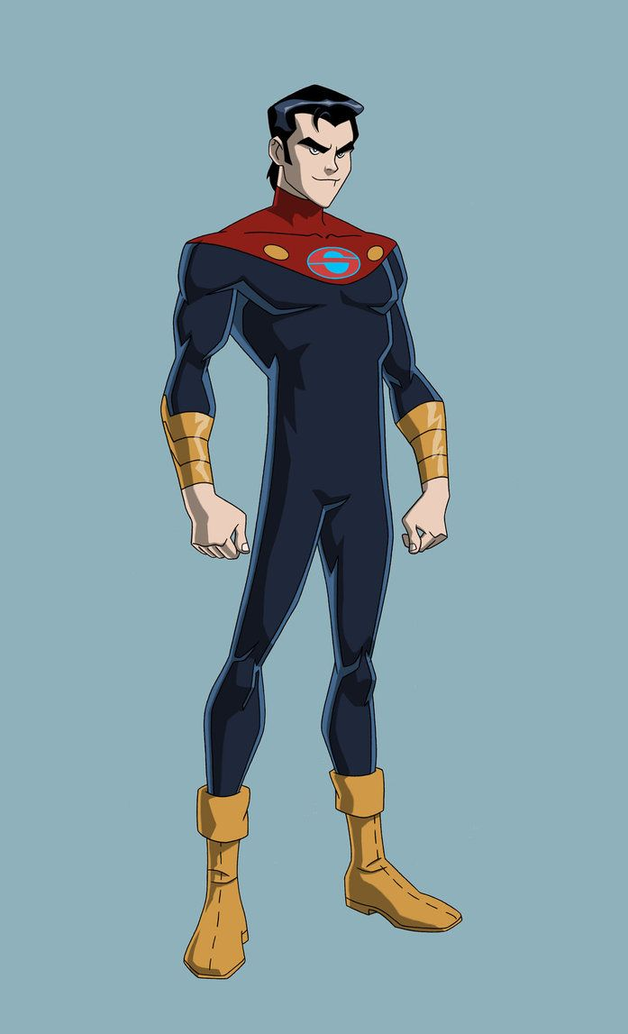 captain marvel dc young justice