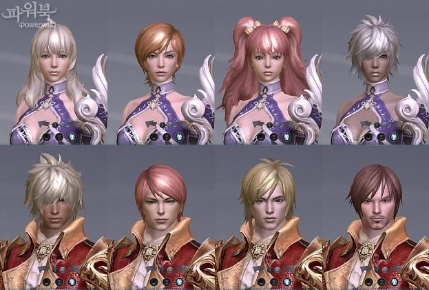 Which hairstyles would you like to see in GW2? (Old and New) [Image Heavy] - Page 22 - Tyrian Assembly - Guild Wars 2 Guru - Page 22