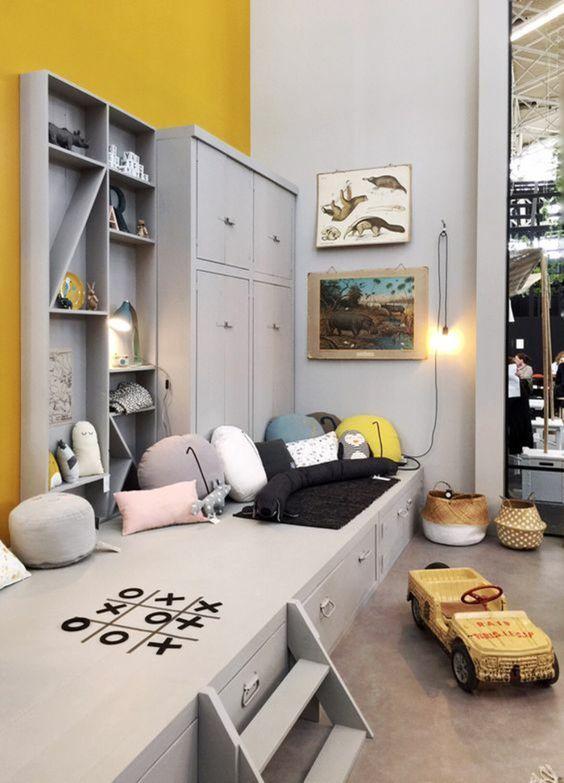 Une chambre de bébé couleur taupe Pinterest Kids rooms, Room and