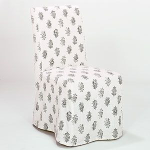 anna slipcover chair collection cover hire in leeds block print long world market