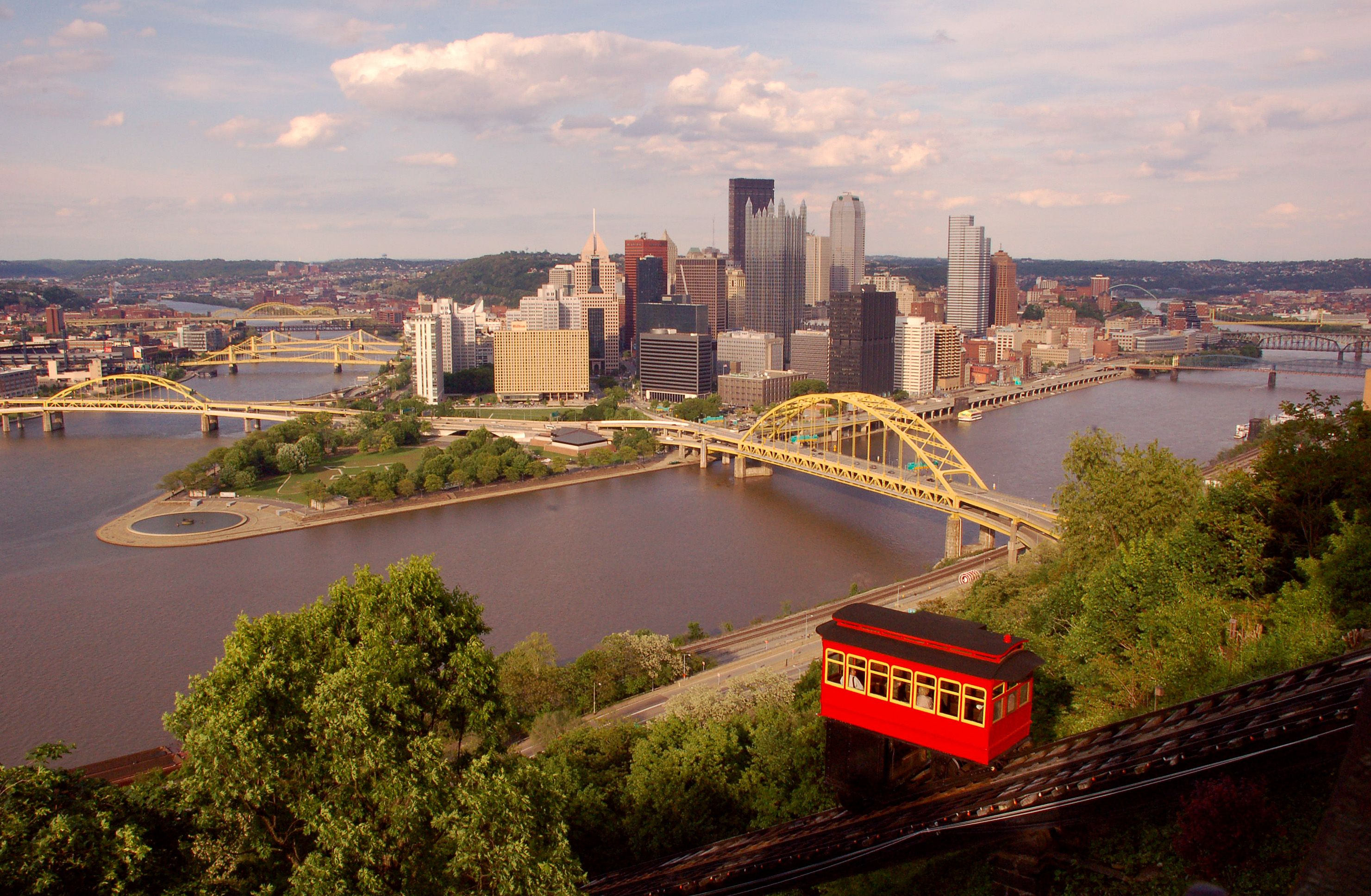 what is the population of the city of pittsburgh pa